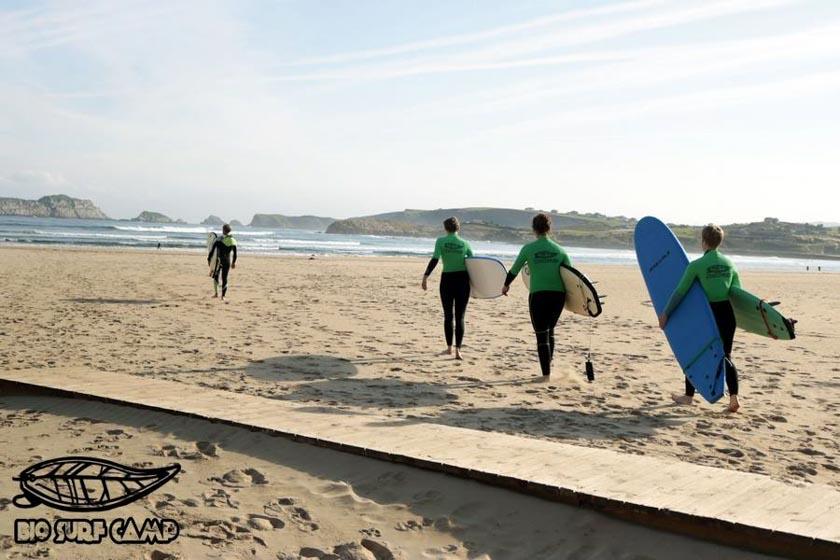 Bio surfcamp logo
